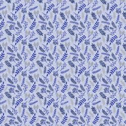 JM110-PE1 Branching Out - Peppermint Fabric