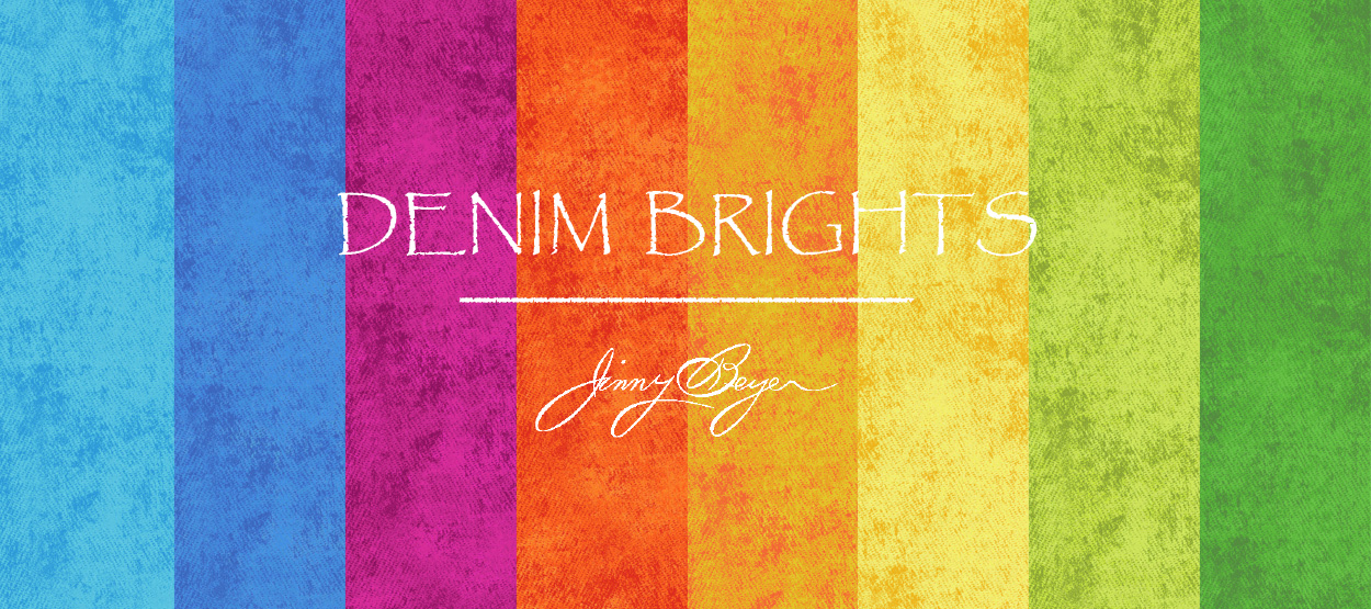 Denim Brights