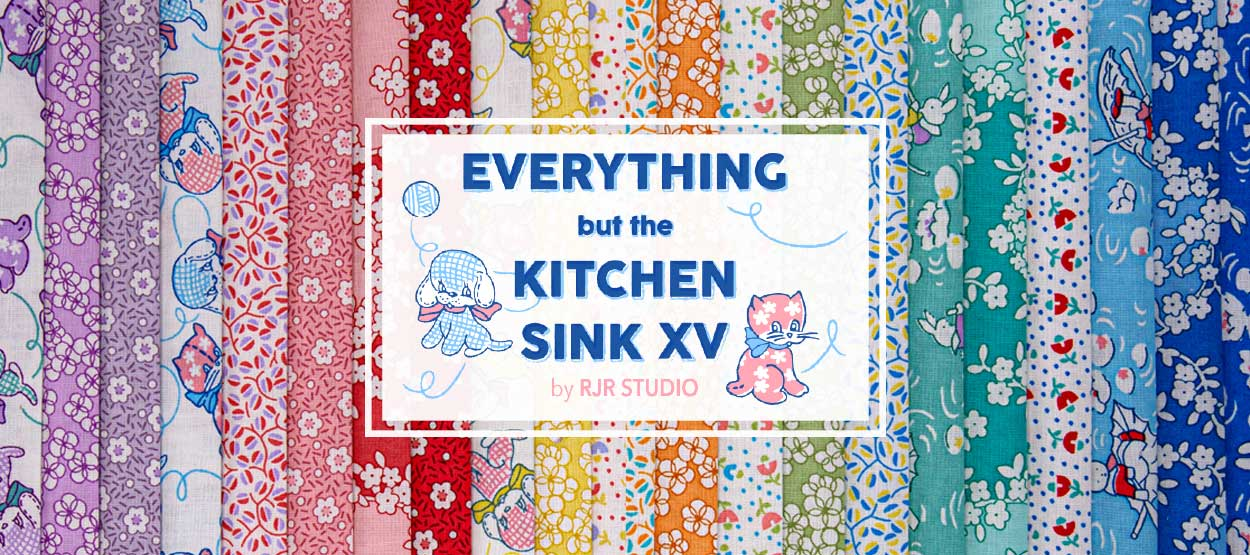 Everything But The Kitchen Sink XV