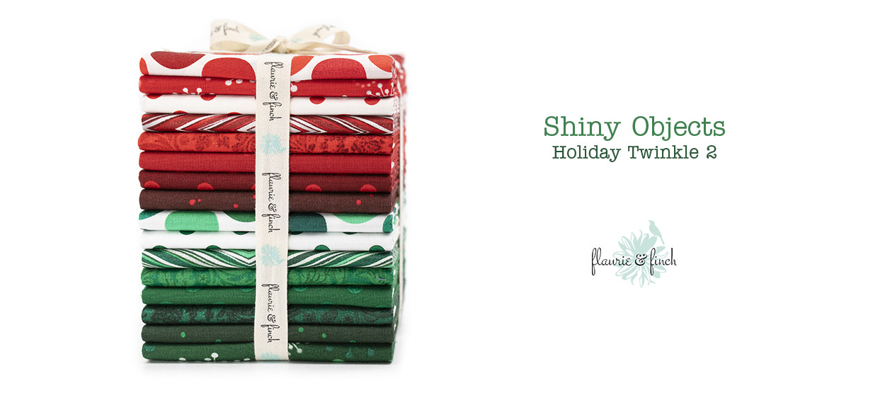 Shiny Objects - Holiday Twinkle 2