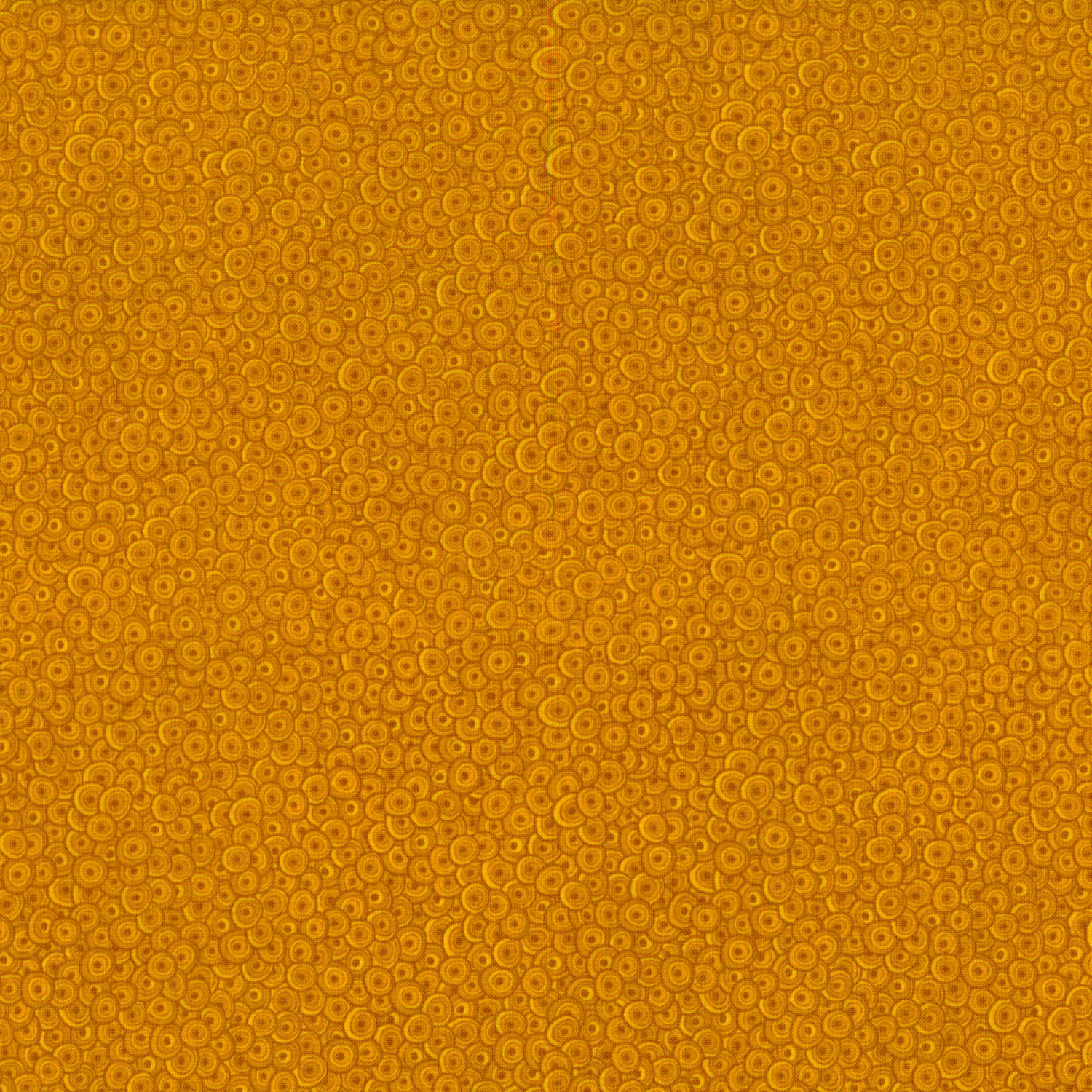 2627-011 Basically Patrick - Millefiori - Amber Fabric