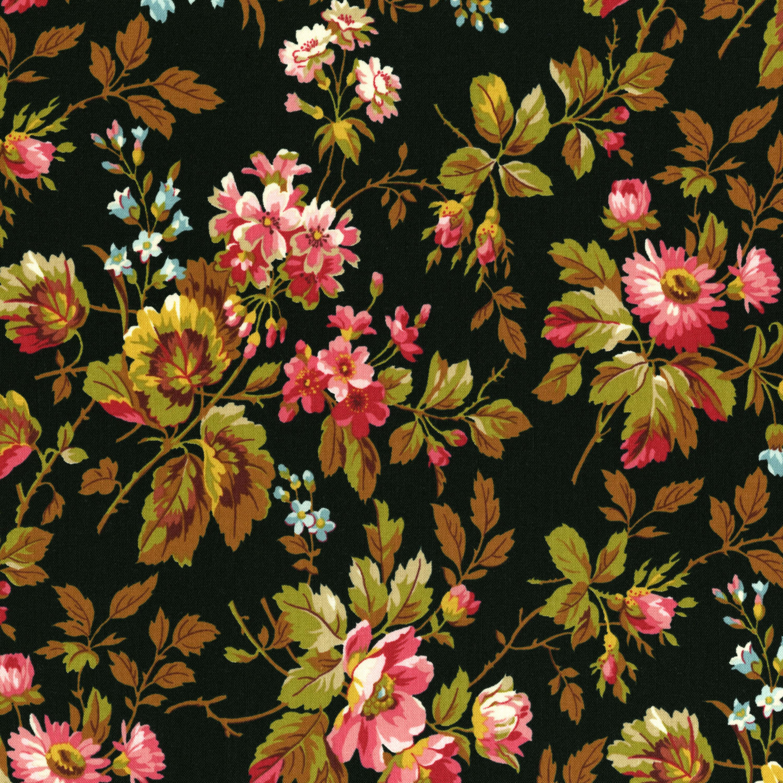 2800-005 Garden Gate - Solid - Wrought Iron Fabric   RJR Fabrics