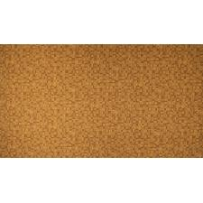 3641-001 Hopscotch - Cathedral Windows - Caramel Fabric 2