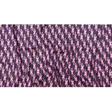 KK102-PL3 Floret Geometric - Avenue G - Plum Fabric 3