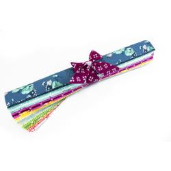 9653-624 Garden Club Fat Quarters - Roll