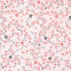 2877-002 One Room Schoolhouse - Wild Flower - Petal Fabric