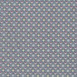2436-003 Pie Making Day - Picnic - Tin Fabric
