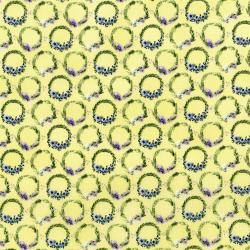 3295-003 June's Cottage - Laurel - Buttered Biscuit Fabric