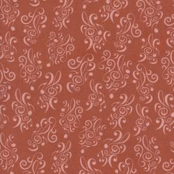 2460-003 Perfect Pitch - Notes - Rust Fabric