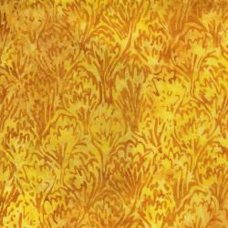 2813-005 Blossom Batiks - Feathers - Wallflower Batik Fabric