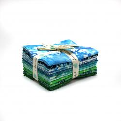 9653-558 - Splash Fat Quarters