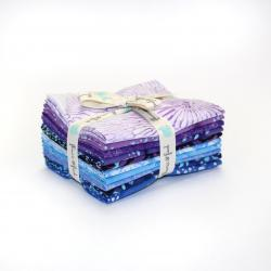 9653-559 Splash - Violet Fat Quarters