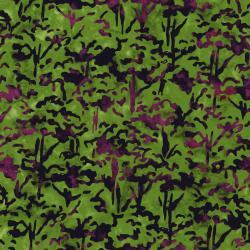 3098-001 Blossom Batiks - Valley - Tree Top - Moss Batik Fabric