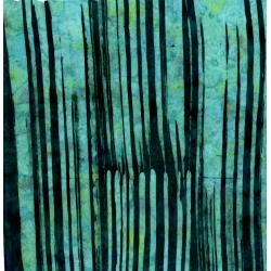3139-002 Blossom Batiks - Valley - Waterfall Brush - Wetlands Batik Fabric