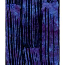 3139-003 Blossom Batiks - Valley - Waterfall Brush - Pansy Batik Fabric