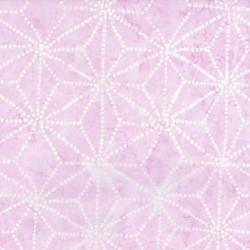 3351-003 Blossom Batiks - Horizon - Star - Rose Bud Fabric