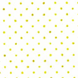 2953-004 Daisy Blue - Darling Dots - Daisy Fabric