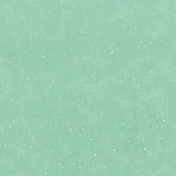 2792-009 Shiny Objects - Flurries - Robin's Egg Metallic Fabric