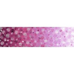 3019-004 Shiny Objects - Nocturne - Gladiolus Metallic Fabric