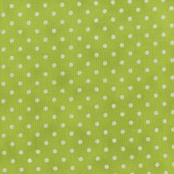 3164-013 Shiny Objects - Sweet Somethings - Spot On - Lime Metallic Fabric