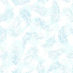 3606-001 Enchanted Lake - Light as a Feather - Glacier Fabric