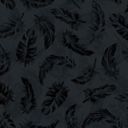 3606-003 Enchanted Lake - Light as a Feather - Midnight Fabric