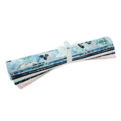 9653-700 Enchanted Lake Fat Quarters - Roll