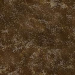 FF101-HI20M Shiny Objects - Rustic Shimmer - Hickory Metallic Fabric