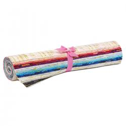 FF500P-FQR Shiny Objects - Good as Gold Metallic Fat Quarter - Roll