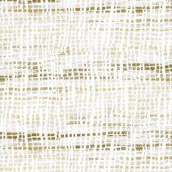 FF505-PE5M Shiny Objects - Good as Gold - Silk Scarf - Pearl Metallic Fabric