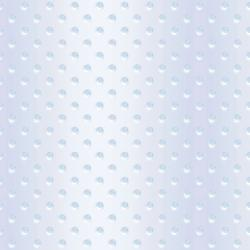 FF506-FR4 Shiny Objects - Good as Gold - Hobnail Glass - Frosted Fabric