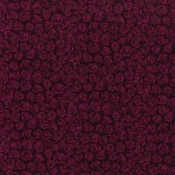 3216-006 Hopscotch - Rose Petals - Jacaranda Fabric