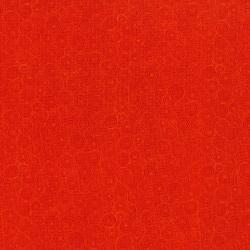 3217-004 Hopscotch - Intertwining Puddles - Tomato Fabric