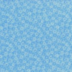 3219-001 Hopscotch - Deconstructed Dandelions - Sky Fabric