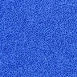 3221-001 Hopscotch - Leaves In Motion - Sapphire Fabric