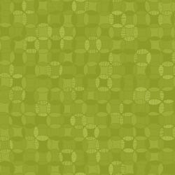 3641-004 Hopscotch - Cathedral Windows - Matcha Fabric