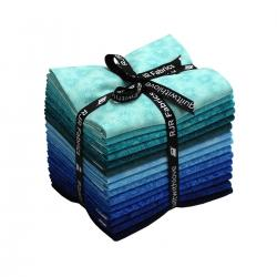 9653-489 Hopscotch - Blueberry Fat Quarters