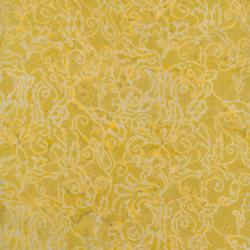 1767-004 Best Of Malam Batiks - Bellflower - Sand Fabric