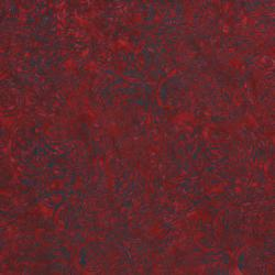 2144-007 Best Of Malam Batiks - Paisley - Dark Red Fabric