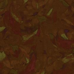 3014-001 Burano - Linear Floral - Gold Fabric