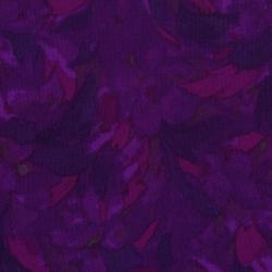 3014-005 Burano - Linear Floral - Magenta Fabric