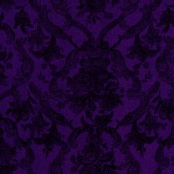 2796-004 Casablanca - Tapestry - Purple Fabric