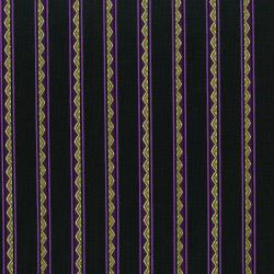 3287-003 Casablanca Mini Borders - Stripe - Magenta Fabric