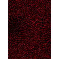 3584-005 Holiday Aruba - Anemone - Garnet Fabric