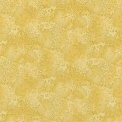 0498-005 Jinny Beyer Palette - Posies - Gentle Yellow Fabric - OP18