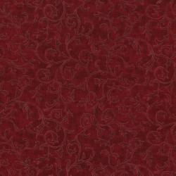 0691-006 Jinny Beyer Palette - Scroll - Cherry Fabric