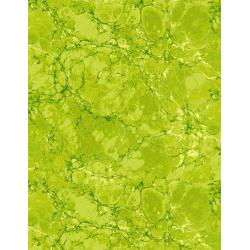 3365-003 Jinny Beyer Palette - Granite - Chartreuse Fabric