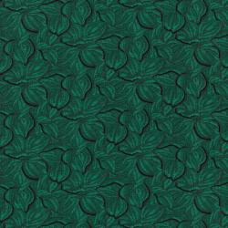 5868-017 Jinny Beyer Palette - Masque Feathers - Jade Fabric - OP83