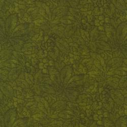 6740-002 Jinny Beyer Palette - Foliage - Dark Green Fabric
