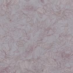 7132-024 Jinny Beyer Palette - Floral Outline - Chantilly Pink Fabric